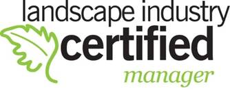 landscape industry certified manager