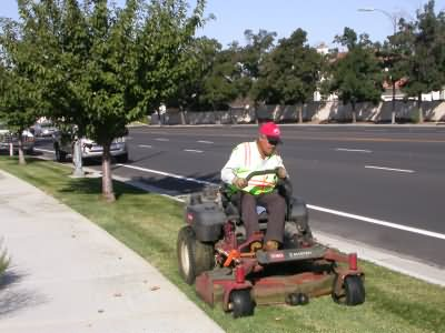 Landscaper Mower Opt