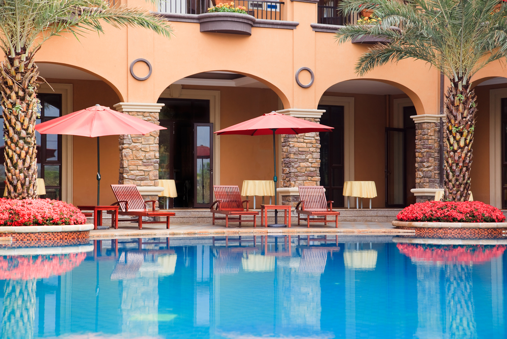 Hotel- Hospitality Landscape Service, Bay Area