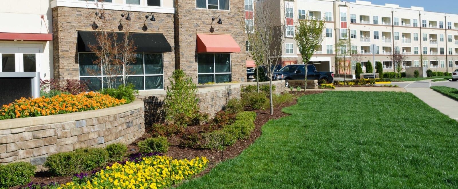 industrial condominium landscapers, Union City CA